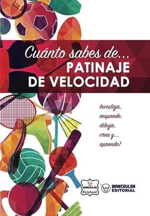 Patinaje de Velocidad (Spanish Edition)