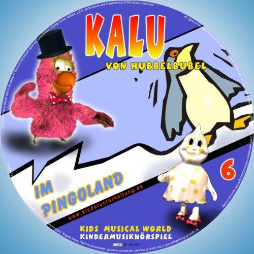 Im Pingoland cover art