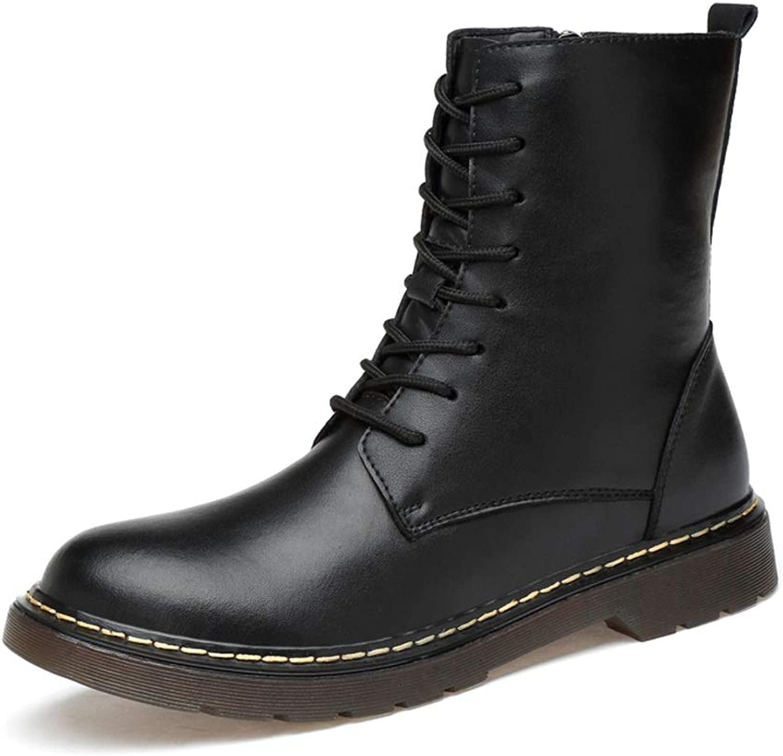 Gräv Gräv Gräv hundben Män och kvinnors skor med fotgängare Casual Zipper och Fleece Warm Martin stövlar (konventionellt valfritt)  100% helt ny med originalkvalitet
