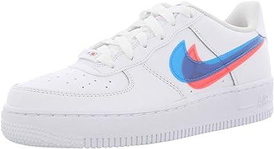 Nike Kids GS Air Force 1 Lv8 Ksa Basketball Sneakers