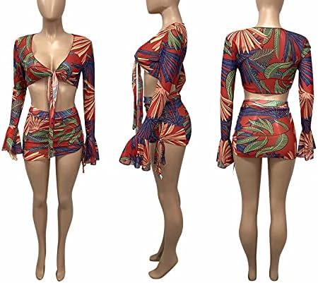 2 piece mesh skirt set _image1