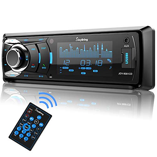 SjoyBring Car CD Player with Blu...