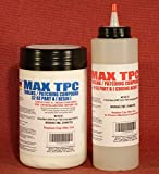 MAX TPC A/B Epoxy Patching Compound, Void Filling, Concrete Crack Repair, Boat...