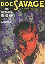 The Thousand-Headed Man and The Gold Ogre (Doc Savage)
