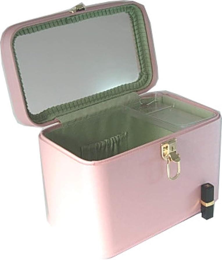 グラスラップシーボードトリプルG2 33cmヨコ パールピンク 日本製 メイクボックス,コスメボックス,メイクアップボックス,トレンチケース,お化粧入れ,化粧雑貨,メーキャップボックス,化粧箱,かわいい,メイク道具箱,メイク雑貨,化粧ボックス