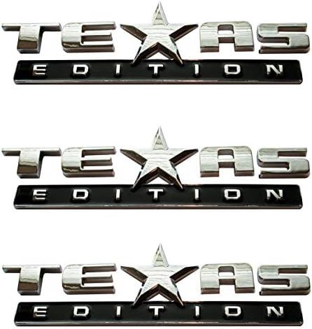 Texas edition emblem ford