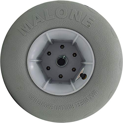 Malone Auto Racks Balloon Beach Wheels for ClipperTRX/XpressTRX/WideTrak, Set of 2, MPG516