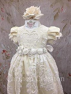 Janis Baptism Gown Tea