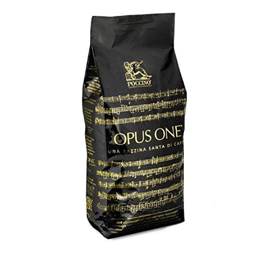POCCINO OPUS-ONE-Espresso (1 Kg): Für kompromisslos guten Espresso-Kaffee