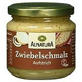 Alnatura Bio Zwiebel-Schmalz Brotaufstrich, 165 g -