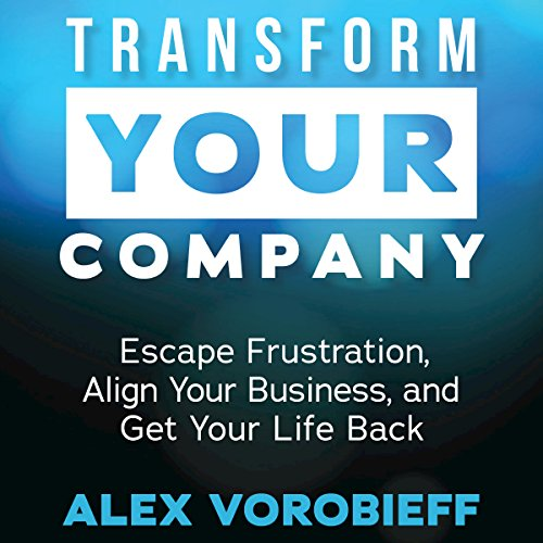 Transform Your Company audiobook cover art