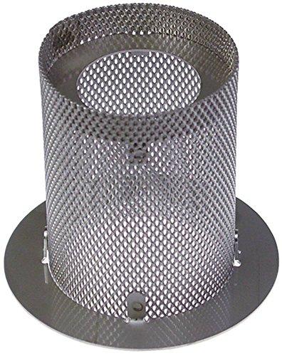 Aristarco ronde filter voor vaatwasser PASSPORT45.30 ø 90 mm hoogte 85 mm afvoer
