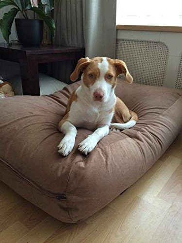Dog's Companion® Hundebett Manchester (Cord) Large