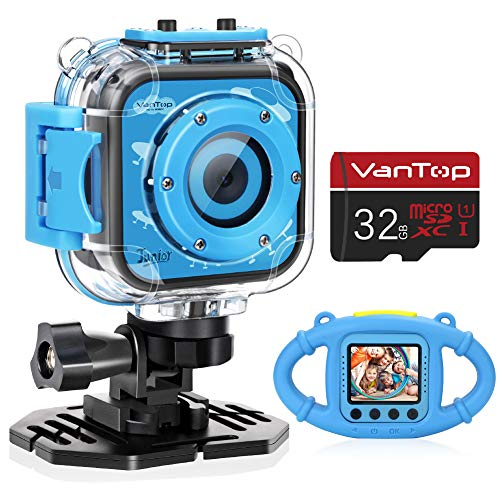 VanTop Junior K3 Kids Camera, 1080P...