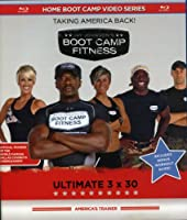 Jay Johnson's Boot Camp Fitness: Ultimate 3x30 [Blu-ray] [Import]