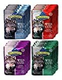 Blue Buffalo Wilderness Trail Toppers Wild Cuts Dog Gravy Snacks...