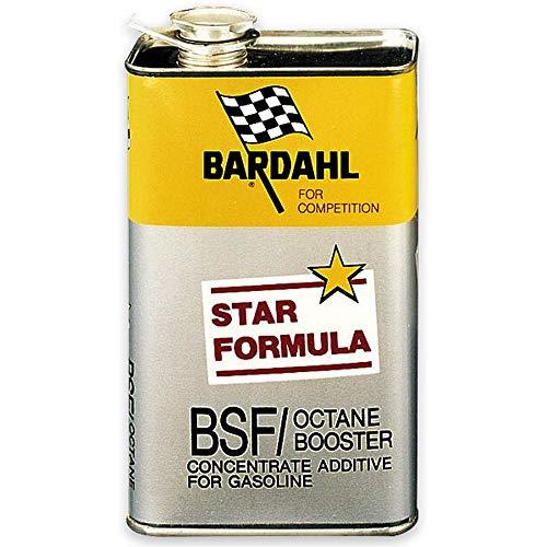 Bardahl 100193 Star Formula BSF Octane Booster Carton de 1L