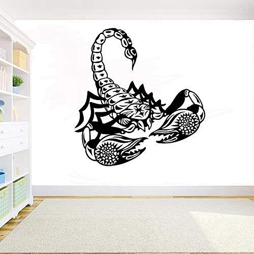 Yaonuli muurstickers, dobbelstenen dieren, decoratie voor thuis, slaapkamer, muurkunst, woonkamer, vinyl, waterdicht