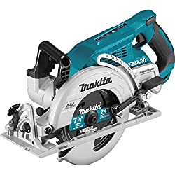 Makita XSR01Z worm drive circular saw review