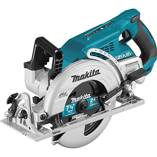 Makita XSR01Z 18V X2 LXT Lithium-Ion 36V Brushless Cordless Rear Handle 7-1/4'...