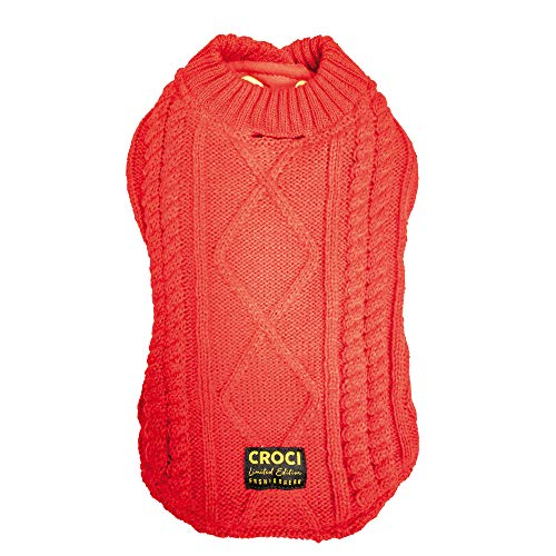 Croci Pullover Red Limited 35 cm - 20 g