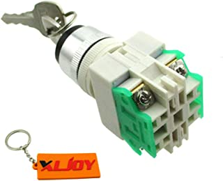 XLJOY Speed Control Key Switch for Taotao Electric ATVs E1-350, E2-350, E1-500, E2-500