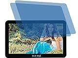4ProTec I 2X ANTIREFLEX matt Schutzfolie für Hieha 7 Zoll 8GB Premium Displayschutzfolie Bildschirmschutzfolie Schutzhülle Displayschutz Displayfolie Folie