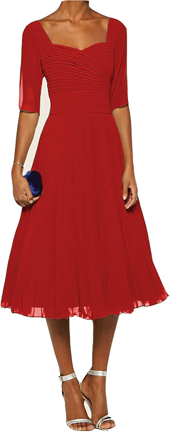 Mother of The Regular discount Bride NEW before selling Dresses Keen Length Evening Form Party Gowns