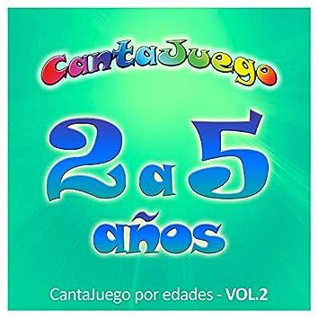 2 a 5 Años (Vol. 2)