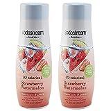SodaStream Zero Strawberry Watermelon Drink Mix, 14.8 Fl. Oz, Pack Of 2, 14.8 Oz, 14.8 Fl Oz