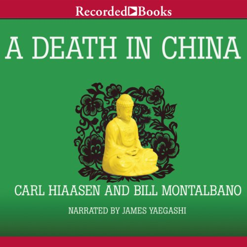 A Death in China cover art