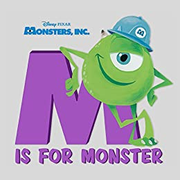 Monsters, Inc.:  M is for Monster (Disney Storybook (eBook)) by [Disney Books]