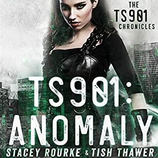 TS901: Anomaly: Rise of the Rebels audiobook cover art