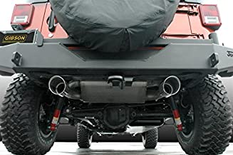 Gibson Performance Exhaust 17303 Cat-Back Dual Split Exhaust System (Aluminized)