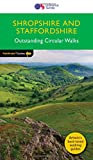 Shropshire & Staffordshire Outstanding Circular Walks (Pathfinder Guides)