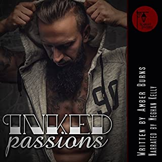 Inked Passions audiobook cover art