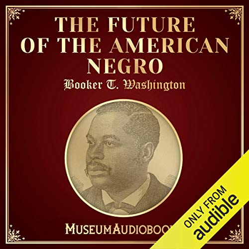 The Future of the American Negro cover art