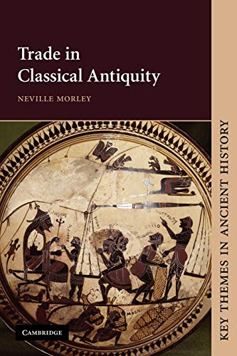Trade in Classical Antiquity: Upper-Intermediate Class Audio CDs (Key Themes in Ancient History)