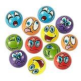 Hello-Union Stressbälle für Erwachsene und Kinder, 12 Stück
