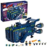 LEGO THE LEGO MOVIE 2 The Rexcelsior; 70839 Building Kit (1820 Pieces)