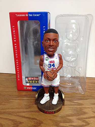 Paul Pierce NBA All Star Game Boston Celtics Limited Edition Bobblehead