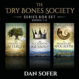 The Dry Bones Society: The Complete Series by [Dan Sofer]