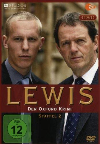 Lewis - Der Oxford Krimi: Staffel 2 [4 DVDs]