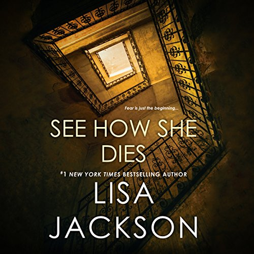 See How She Dies audiobook cover art