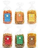 Clever Pasta 6er Startpaket - versch. Sorten: Weniger Kohlehydrate