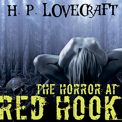 『The Horror at Red Hook』のカバーアート