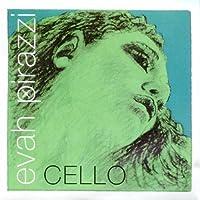 チェロ弦 エヴァピラッツィソリスト C線 Cello 【EvahPirazzi Soloist】 C線