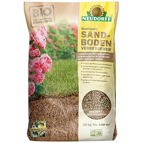 Neudorff Bentonit Sandboden Verbesserer...