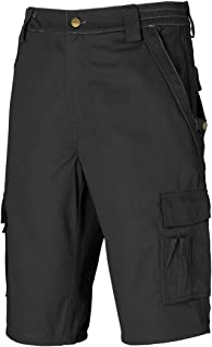Dickies Industry Bermuda Shorts with Cargo Pockets, Extra Robust