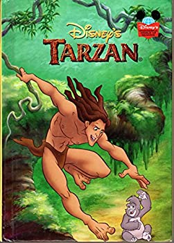 Tarzan Read Along [With Book] - Book  of the Disney's Wonderful World of Reading